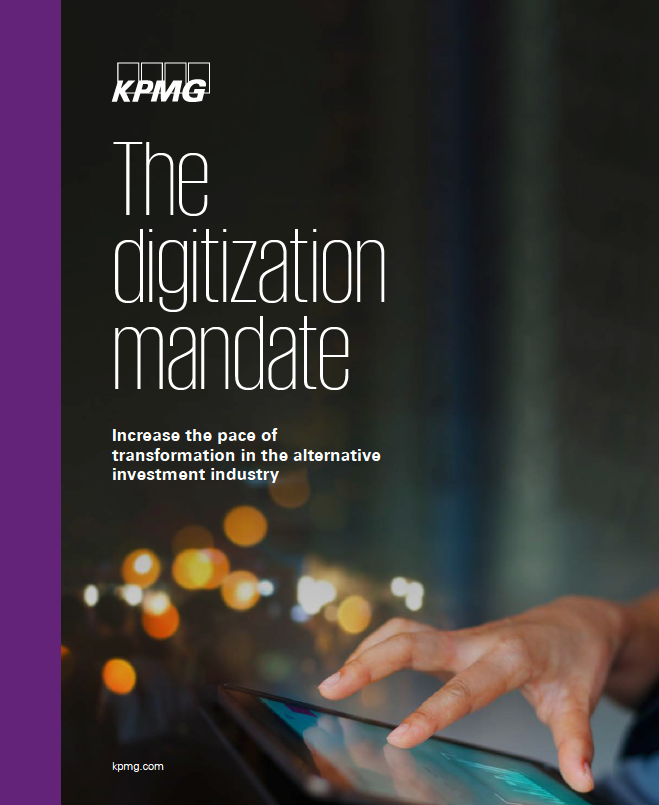 The digitization mandate